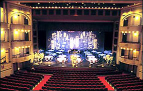 Performing Arts In Downtown St Petersburg Florida